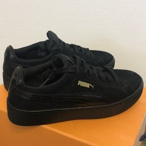 Women's PUMA Suede Shoes
